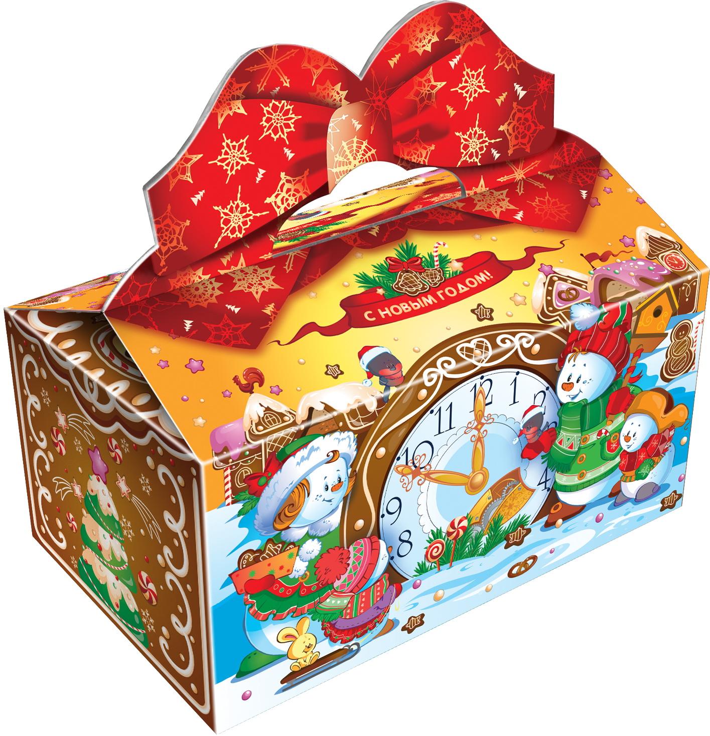 Цена на новогодние подарки конфеты
